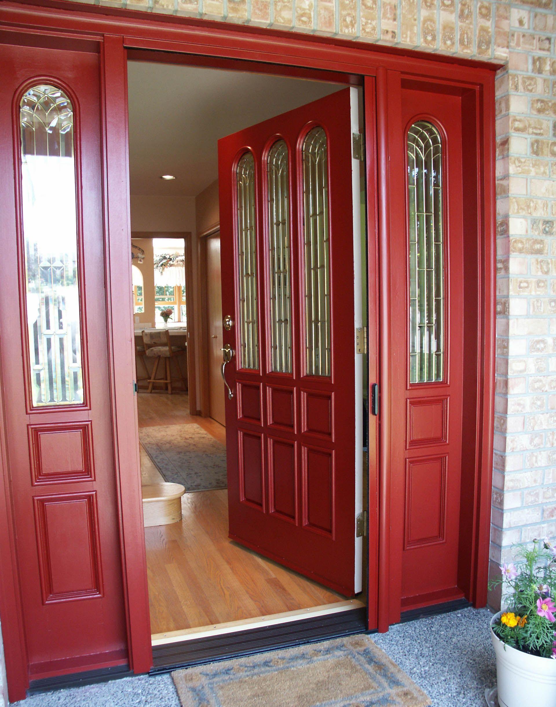 Open front door Key Shutterstock Shut The Front Door At His Feet